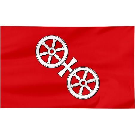 Flaga Moguncji 150x90cm