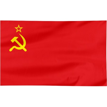 Flaga Związku Radzieckiego (ZSRR) 120x75cm