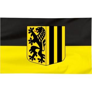 Flaga Drezna 100x60cm