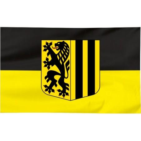 Flaga Drezna 300x150cm