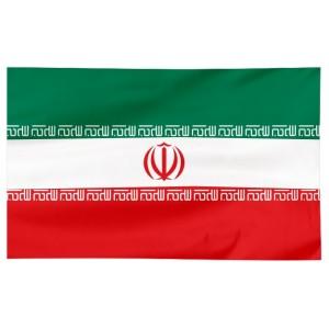 Flaga Iranu 120x75cm