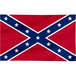Flaga Konfederacji 120x75cm
