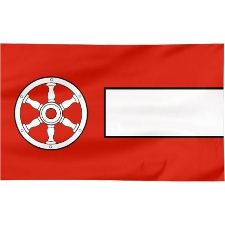 Flaga Erfurtu 120x75cm