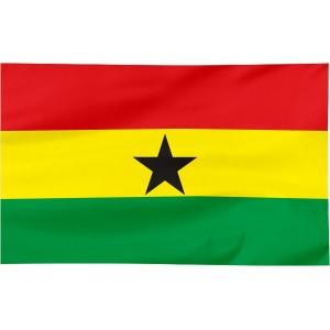 Flaga Ghany 300x150cm