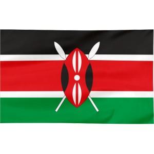 Flaga Kenii 120x75cm
