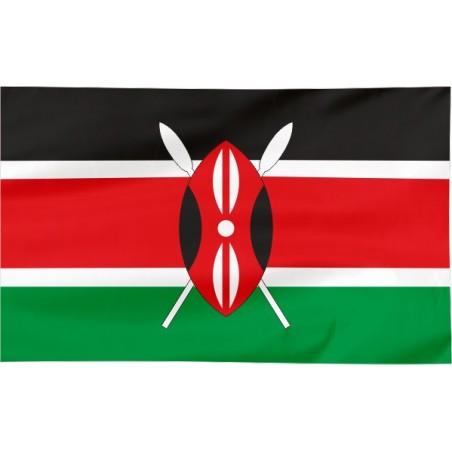 Flaga Kenii 150x90cm
