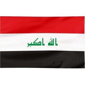 Flaga Iraku 120x75cm