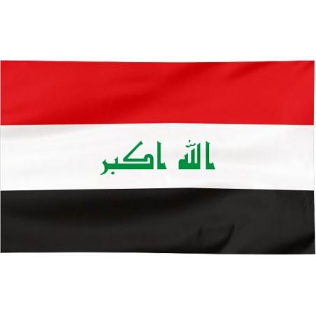 Flaga Iraku 150x90cm