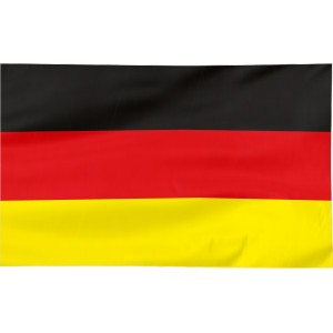 Flaga Niemiec 100x60cm