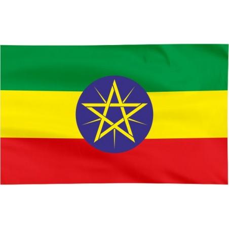 Flaga Etiopii 150x90cm