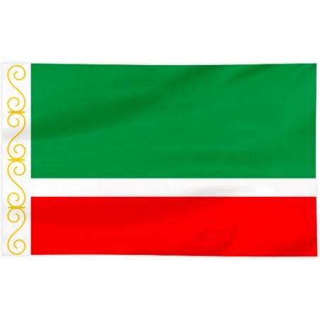 Flaga Czeczeni 100x60cm