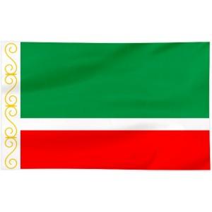 Flaga Czeczeni 150x90cm