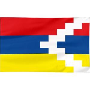 Flaga Górskiego Karabachu 120x75cm