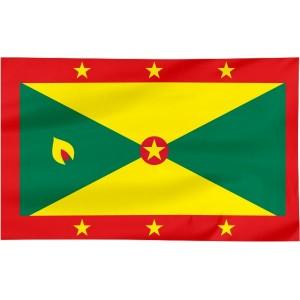 Flaga Grenady 300x150cm