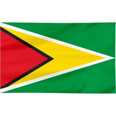 Flaga Gujany 300x150cm