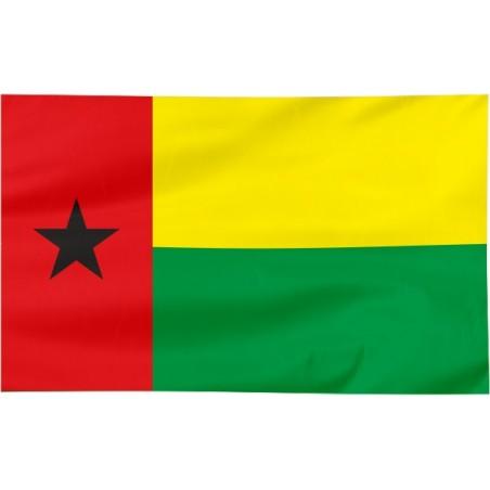 Flaga Gwinei Bissau 120x75cm