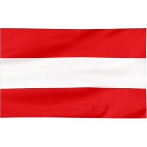 Flaga Austrii 120x75cm