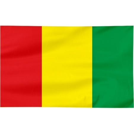 Flaga Gwinei 100x60cm