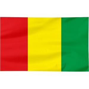 Flaga Gwinei 120x75cm