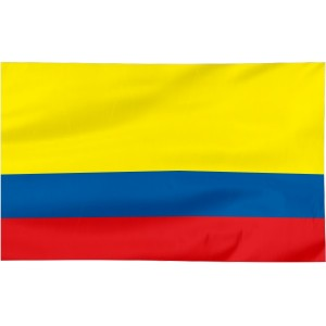 Flaga Kolumbii 150x90cm