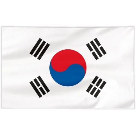 Flaga Korei Południowej 120x75cm