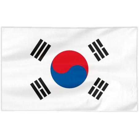 Flaga Korei Południowej 150x90cm