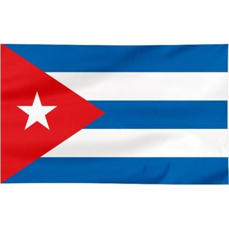 Flaga Kuby 120x75cm
