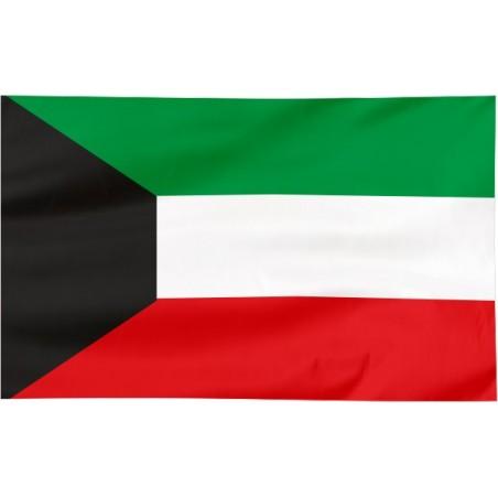 Flaga Kuwejtu 150x90cm