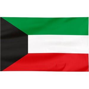 Flaga Kuwejtu 300x150cm