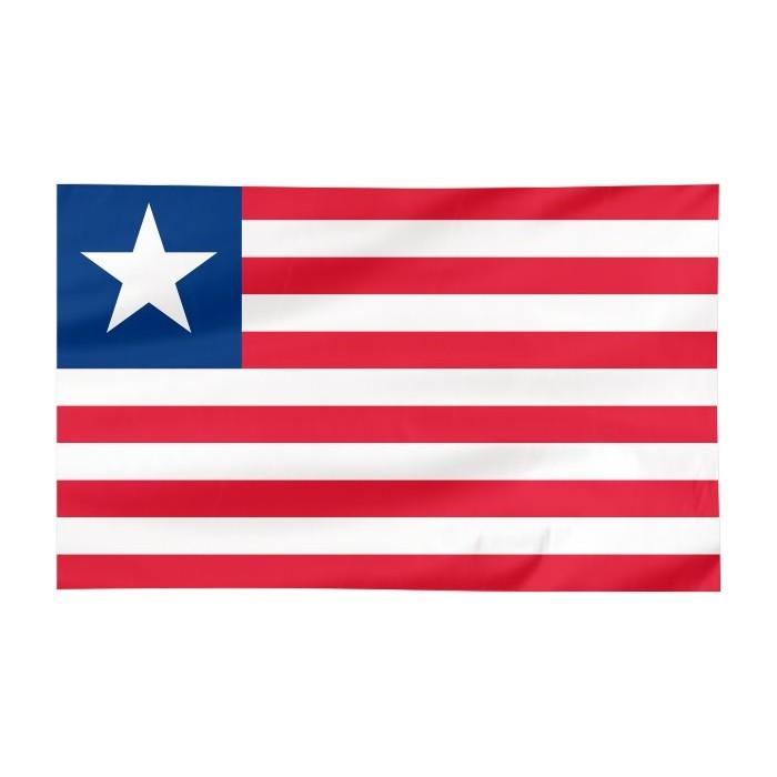 Flaga Liberii 100x60cm