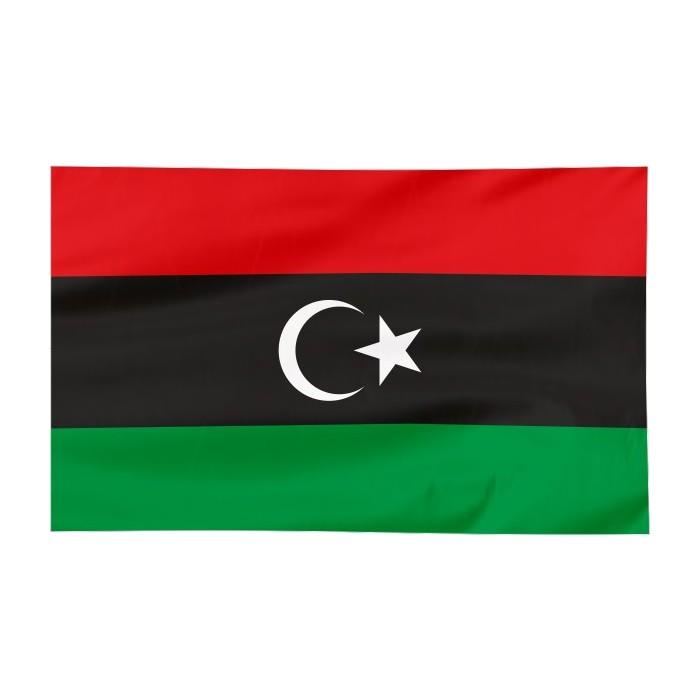 Flaga Libii 150x90cm
