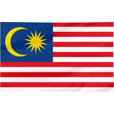 Flaga Malezji 100x60cm