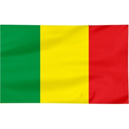 Flaga Mali 300x150cm