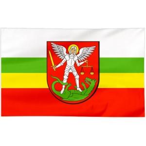Flaga Białej Podlaskiej 100x60cm