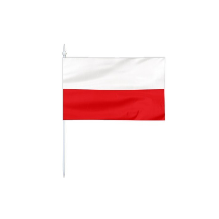 Chorągiewka Polski-barwy