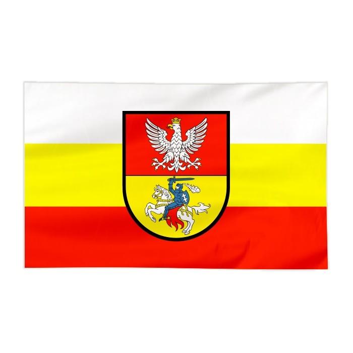 Flaga Białegostoku 120x75cm