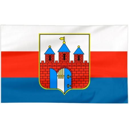 Flaga Bydgoszczy 100x60cm