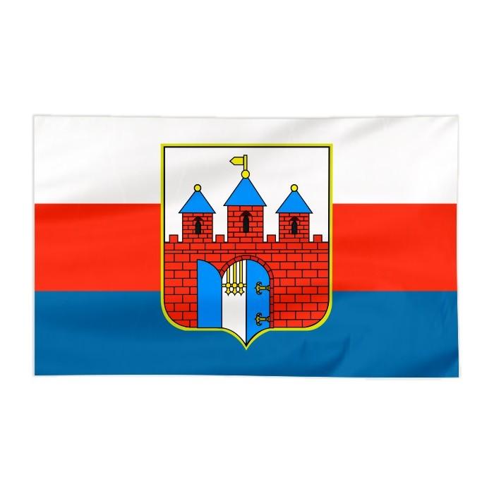 Flaga Bydgoszczy 120x75cm