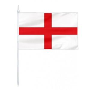 Chorągiewka Anglii 11x6cm