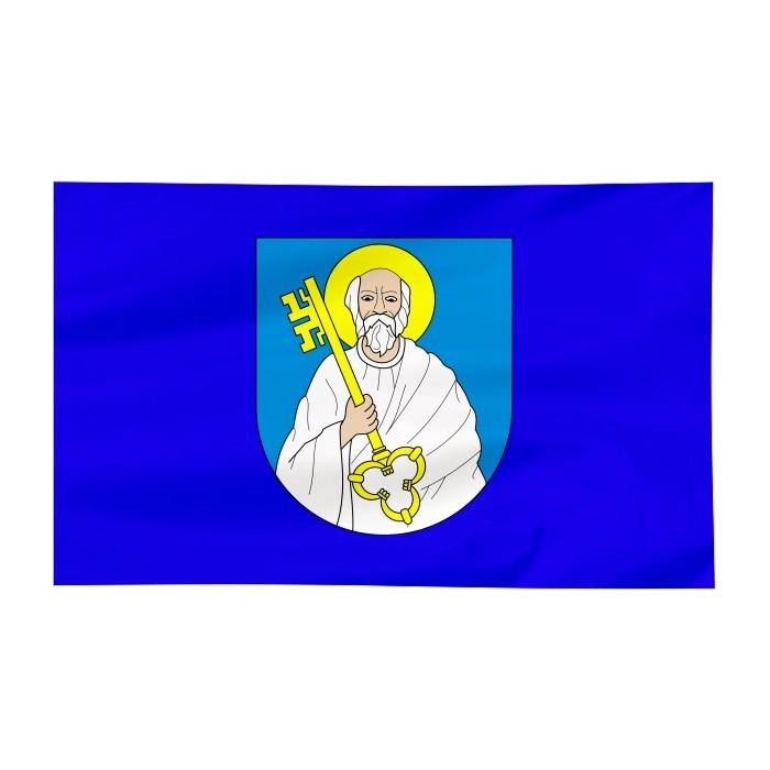 Flaga Ciechanowa 100x60cm