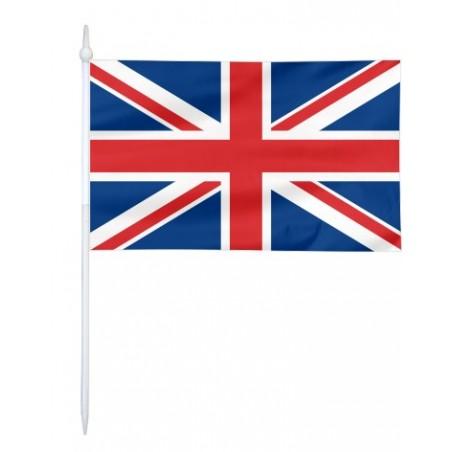 Chorągiewka Wielkiej Brytanii 24x15cm