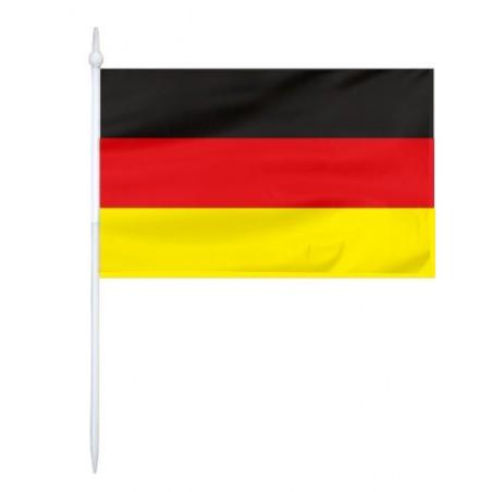 Chorągiewka Niemiec 50x30cm