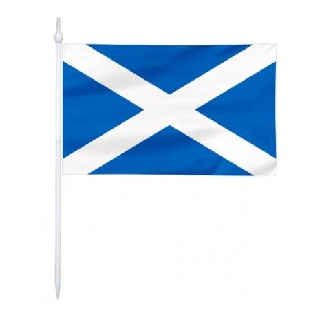 Chorągiewka Szkocji 11x6cm