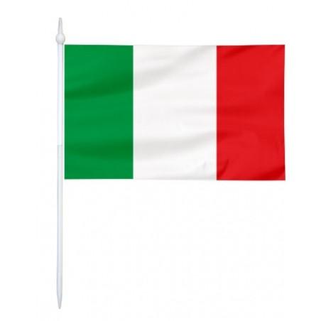 Chorągiewka Włoch 11x6cm