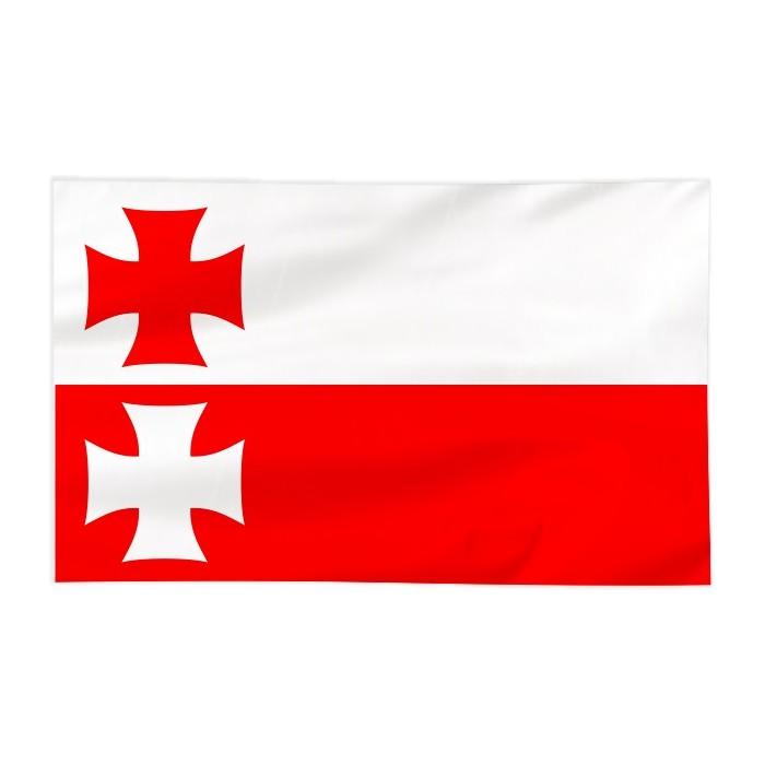 Flaga Elbląga 300x150cm