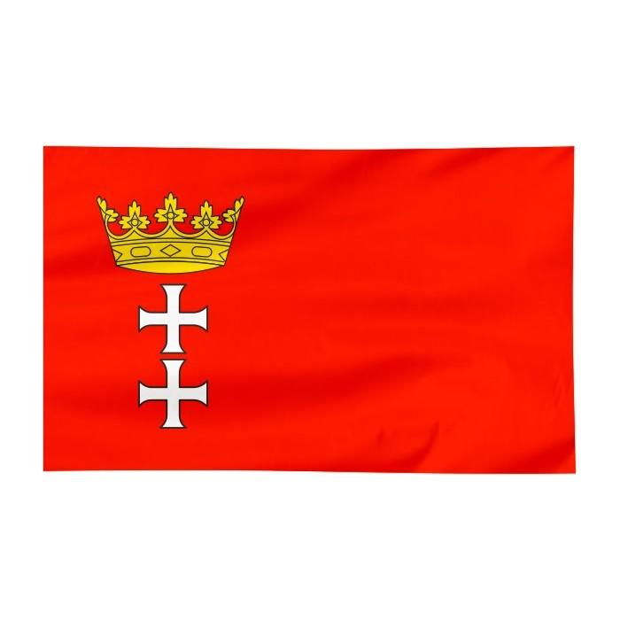 Flaga Gdańska 300x150cm
