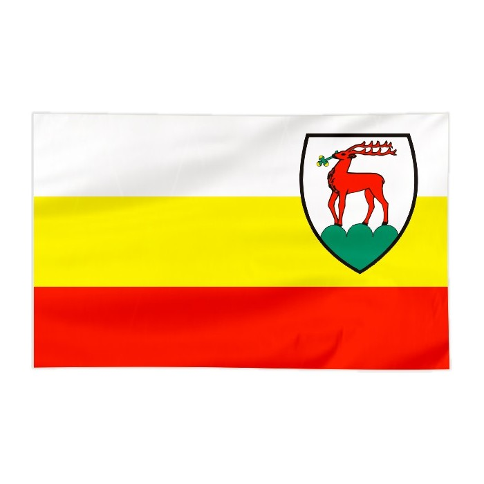 Flaga Jeleniej Góry 120x75cm