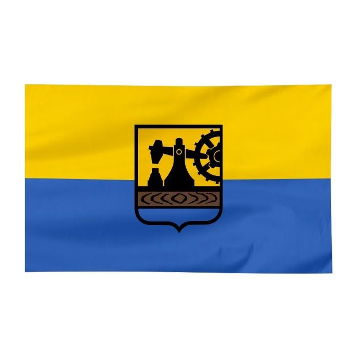 Flaga Katowic 100x60cm