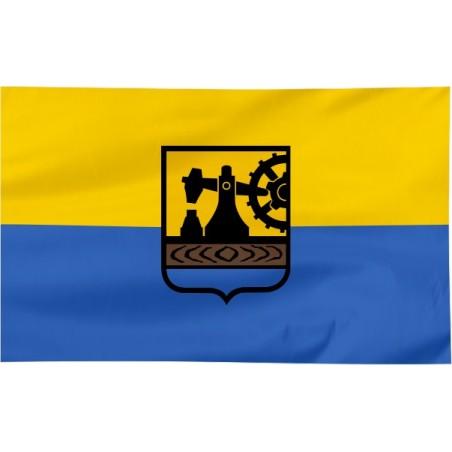 Flaga Katowic 150x90cm