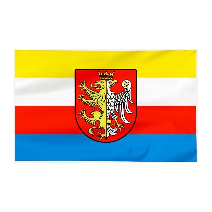 Flaga Krosna 100x60cm